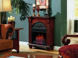 refurbished electric fireplace inserts