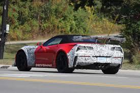 2018 chevrolet corvette zr1. simple chevrolet first interior spy shots show 2018 chevrolet corvette zr1 eats carbon fiber  for breakfast  on chevrolet corvette zr1
