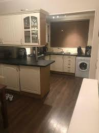 Cream Wood Effect Kitchen Cabinet Doors In Sheffield South Yorkshire Gumtree