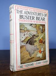 the adventures of buster bear by thornton burgess h cady ilrated hc w dj ebay