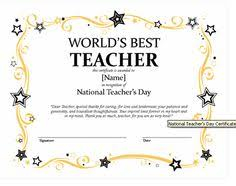 Best Teacher Award Template 17 Best Printable Certificates Images Free Printables Printable