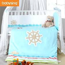 crib bedding set with per nursery care cotton baby bedding set baby bedding sets per