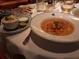 Monkfish Curry with Jasmine Rice and Coconut Yoghourt - Picture of The Ivy  St Albans Brasserie, St. Albans - Tripadvisor