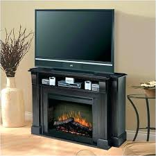 symphony electric fireplaces contemporary for