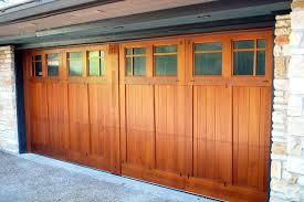 craftsman style garage doorsCraftsman Style Garage Door by Cowart Door  Arts  Crafts