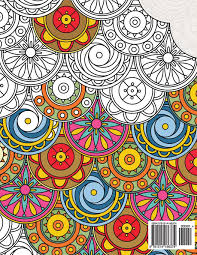 coloring book for relaxation calming mandalas and patterns for s coloring books coloring books emma bloom 9781514186374