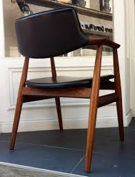 scandinavian office chairs. Scandinavian Rosewood Office Chair - 1960s. Previous Next Chairs
