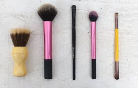 the best budget make up brushes