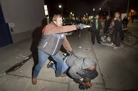 Updated Undercover Chp Officer Points Gun At Journalists And