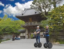 gift certificate private segway tour