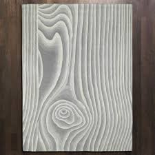 global views wood grain rectangular 5 ft x 8 ft area rug