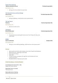 free resume set up