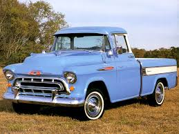 All Chevy chevy apache 1957 : 1957 chevy 4400 truck | Chevrolet 3100 Cameo Fleetside 1957 ...