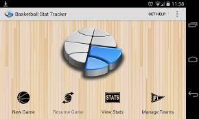 Basketball Tracker Basketball Stat Tracker For Android