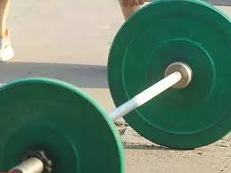 Landmark Year For Weightlifters But No Getting Away From