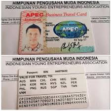 What Is Apec Business Travel Card Renewal Of Apec Business Travel