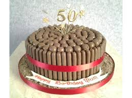 Birthday Cakes For 50th Cakes By Design Funny Birthday Cakes 50th
