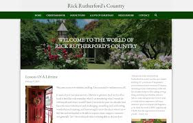 Blue Mountains Web Design Rick Rutherfors Country Blue Mountains Web Design