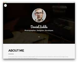 Personal Resume Website Sample Therpgmovie