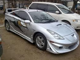 2001 Toyota Celica Pictures