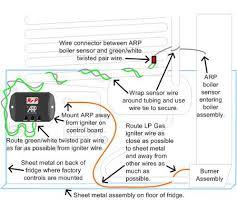 rv fridge wiring norcold wiring dometic wiring arp wiring Thermistor Wiring Diagram wiring dometic thermistor thermostat wiring diagrams