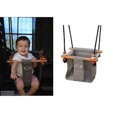 Solvej Swings | Baby Toddler Indoor Outdoor Swing