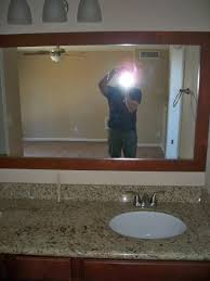 bathroom mirror reflection. example of good bad real estate photography pictures photos bathroom mirror reflection -