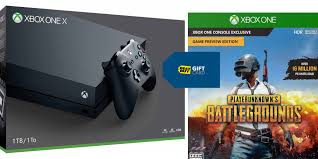 Xbox One X + PUBG and a $50 Best Buy ...