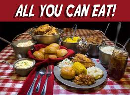 all you can eat southern homestyle feast hatfield mccoy dinner feud
