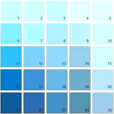 cool blue paint colors interior best house images on colours exotic swatches exclusive 7 exterior benjamin