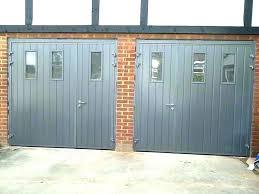 walkthru garage doors glass garage door cost walk thru garage doors walk thru garage doors walk walkthru garage doors