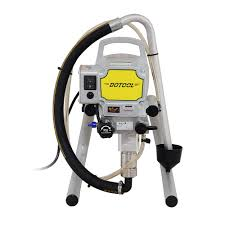 dotool 1 4 inch bsp airless paint sprayer 0 021 inch r450 in india at best s