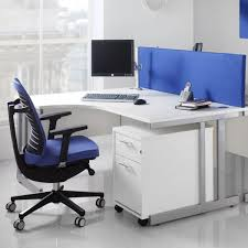 Next office desk Desk Makeover Desk Mesmerizing Office Desks Desks For Small Spaces And Blue Black Swivel Chair And White Getty Images Desk Interesting Office Desks 2017 Design Ideas White Wood Desk For