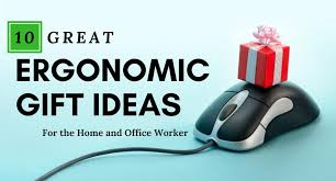 10 great ergonomic gift ideas for the home and office worker ergonomic trends