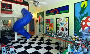 kids loft bed with slide.  Loft Kids Bunk Bed With Slide Kid Bedroom Graceful Cool  How About In Kids Loft Bed With Slide