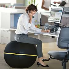 ergonomic ball office chairs. Simple Ball Just Like Other Active Sitting Chairs It Offers A Daylong Low Energy  Workout That Tightens And Strengthens Your Core While Promoting Excellent Posture Inside Ergonomic Ball Office Chairs N