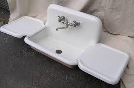 antique american standard kitchen sink
