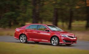 2012 Toyota Camry First Drive - Review - Car and Driver