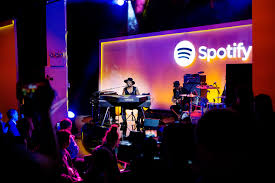 spotify york office spotify. D\u0027Angelo Spelar På Spotifys Medieevent I New York. Spotify York Office