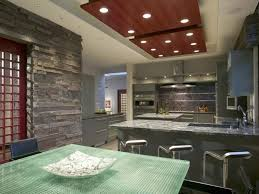 concealed lighting ideas. View In Gallery Kitchen With A Panelled Recessed Ceiling Concealed Lighting Ideas