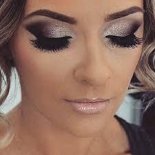prom look i have chosen the dark sparkly eye look because s tend to go very neutral and plain at prom so the idea of the eyes really standing out is