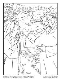 Easter Sunday Coloring Pages At Getdrawingscom Free For Personal