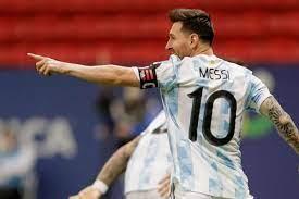 بعد الوصول لنهائي كوبا أمريكا .. ميسي أفضل لاعب في يورو 2020!