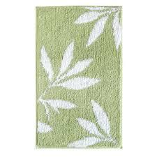 hunter green bath mats