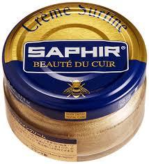 Saphir Creme Surfine Colour Chart Saphir Creme Surfine Cream Shoe Polish 50ml Avel