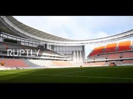 Ekaterinburg Arena Seating Chart Jekaterinburg Arena World Cup Venue Ekaterinburg Arena Has