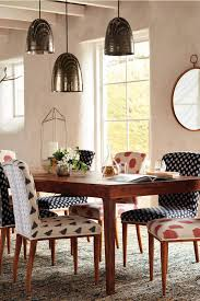 red wood dining chairs. Traditional Dining Room Ideas With Anthropologie Elza Ikat Chair, Red Mahogany Wood Table Chairs