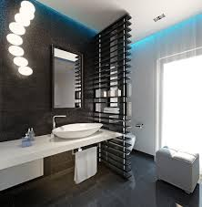 modern guest bathroom design. chick guest toilet - modern powder room other metro by bathroom design n