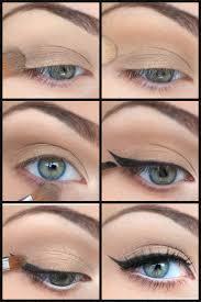simple natural eye makeup tutorial makeup hacks tips eye makeup tutorials makeup ideas