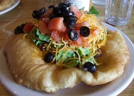 indian fry bread and indian taco recipe and history
